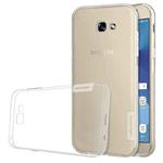 Чехол Nillkin Nature case для Samsung Galaxy A5 2017 (прозрачный, гелевый)