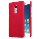Чехол Nillkin Hard case для Xiaomi Redmi Note 4X (красный, пластиковый)