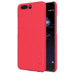 Чехол Nillkin Hard case для Huawei P10 (красный, пластиковый)