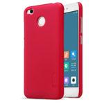 Чехол Nillkin Hard case для Xiaomi Redmi 4X (красный, пластиковый)