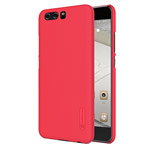 Чехол Nillkin Hard case для Huawei P10 plus (красный, пластиковый)