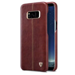 Чехол Nillkin Englon Leather Cover для Samsung Galaxy S8 plus (коричневый, кожаный)