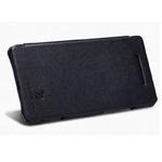 Чехол Nillkin Side leather case для HTC Windows Phone 8X (черный, кожанный)