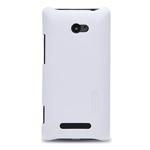 Чехол Nillkin Hard case для HTC Windows Phone 8X (белый, пластиковый)