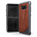 Чехол X-doria Defense Lux для Samsung Galaxy S8 plus (Rosewood, маталлический)