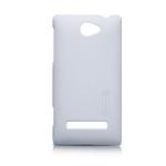 Чехол Nillkin Hard case для HTC Windows Phone 8S (белый, пластиковый)