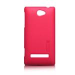 Чехол Nillkin Hard case для HTC Windows Phone 8S (красный, пластиковый)