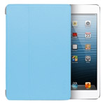 Чехол Odoyo AirCoat Folio Case для Apple iPad mini (синий, кожанный)