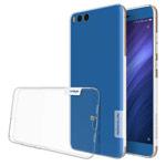 Чехол Nillkin Nature case для Xiaomi Mi Note 3 (прозрачный, гелевый)