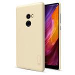 Чехол Nillkin Hard case для Xiaomi Mi MIX 2 (золотистый, пластиковый)