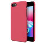 Чехол Nillkin Hard case для Apple iPhone 8 (красный, пластиковый)