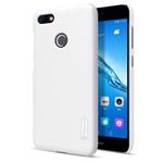 Чехол Nillkin Hard case для Huawei P9 lite mini (белый, пластиковый)