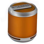 Купить Портативная колонка Divoom Bluetune-SOLO (оранжевая, безпроводная, моно)