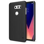 Чехол Nillkin Hard case для LG V30 (черный, пластиковый)
