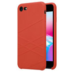 Чехол Nillkin Flex case для Apple iPhone 7/8 (красный, гелевый)