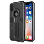 Чехол Nillkin Defender 2 case для Apple iPhone X (черный, усиленный)