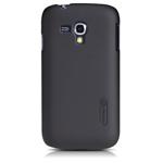 Чехол Nillkin Hard case для Samsung Galaxy Duos i8262D (черный, пластиковый)