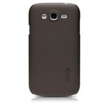 Чехол Nillkin Hard case для Samsung Galaxy Grand Duos i9082 (темно-коричневый, пластиковый)
