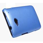 Чехол Nillkin Shining Shield для HTC One 801e (HTC M7) (голубой, пластиковый)