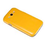 Чехол Nillkin Shining Shield для Samsung Galaxy Grand Duos i9082 (желтый, пластиковый)