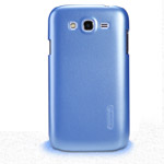 Чехол Nillkin Shining Shield для Samsung Galaxy Grand Duos i9082 (голубой, пластиковый)