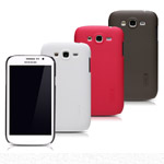 Чехол Nillkin Hard case для Samsung Galaxy Grand Duos i9082 (белый, пластиковый)