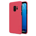 Чехол Nillkin Hard case для Samsung Galaxy S9 (красный, пластиковый)