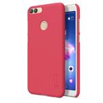 Чехол Nillkin Hard case для Huawei P smart (красный, пластиковый)