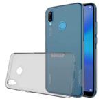 Чехол Nillkin Nature case для Huawei P20 lite (серый, гелевый)
