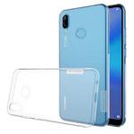 Чехол Nillkin Nature case для Huawei P20 lite (прозрачный, гелевый)