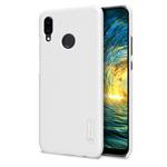 Чехол Nillkin Hard case для Huawei P20 lite (белый, пластиковый)