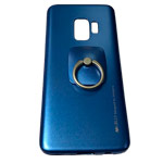 Чехол Mercury Goospery i-Jelly Ring Case для Samsung Galaxy S9 (голубой, гелевый)