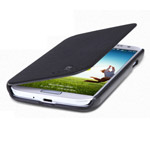 Чехол Nillkin Side leather case для Samsung Galaxy S4 i9500 (черный, кожанный)