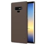 Чехол Nillkin Hard case для Samsung Galaxy Note 9 (темно-коричневый, пластиковый)