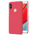 Чехол Nillkin Hard case для Xiaomi Redmi S2 (красный, пластиковый)