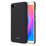 Чехол Nillkin Hard case для Xiaomi Redmi 6A (черный, пластиковый)
