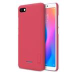 Чехол Nillkin Hard case для Xiaomi Redmi 6A (красный, пластиковый)