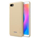 Чехол Nillkin Hard case для Xiaomi Redmi 6A (золотистый, пластиковый)