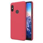Чехол Nillkin Hard case для Xiaomi Redmi 6 pro (красный, пластиковый)