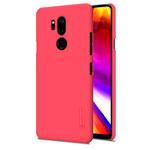 Чехол Nillkin Hard case для LG G7 ThinQ (красный, пластиковый)