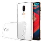 Чехол Nillkin Nature case для OnePlus 6 (прозрачный, гелевый)