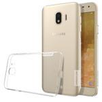Чехол Nillkin Nature case для Samsung Galaxy J4 (прозрачный, гелевый)