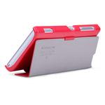 Чехол Nillkin Side leather case для Sony Xperia ZL L35h (красный, кожанный)