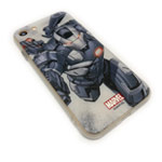 Чехол Marvel Avengers Hard case для Apple iPhone 8 (Ironman, пластиковый)