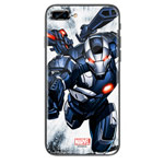Чехол Marvel Avengers Hard case для Apple iPhone 8 plus (Ironman, пластиковый)