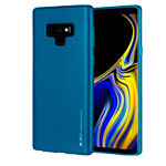 Чехол Mercury Goospery i-Jelly Case для Samsung Galaxy Note 9 (голубой, гелевый)
