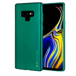Чехол Mercury Goospery i-Jelly Case для Samsung Galaxy Note 9 (зеленый, гелевый)