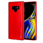 Чехол Mercury Goospery i-Jelly Case для Samsung Galaxy Note 9 (красный, гелевый)