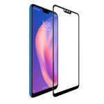 Защитное стекло Nillkin 3D CP+ MAX Glass Protector для Xiaomi Mi 8 lite (черное)