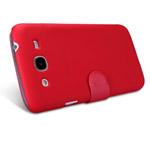 Чехол Nillkin V-series Leather case для Samsung Galaxy Mega 5.8 i9150 (красный, кожанный)